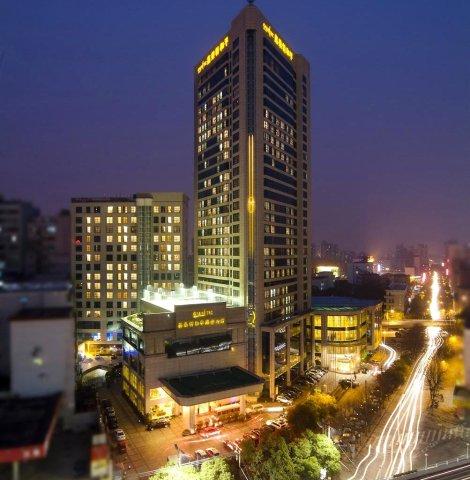 南昌嘉莱特和平国际酒店
