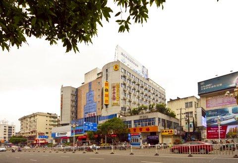 速8酒店(宁德嘉宇汽车北站店)