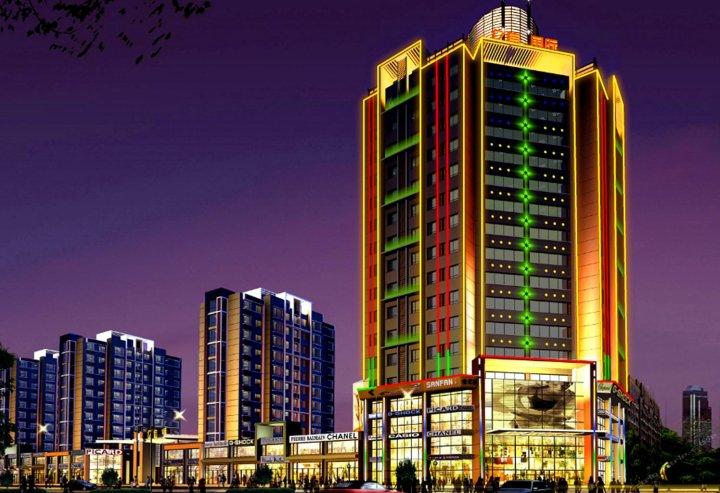 乌海亿信国际酒店