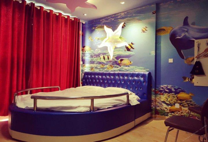 济南海豚湾主题宾馆
