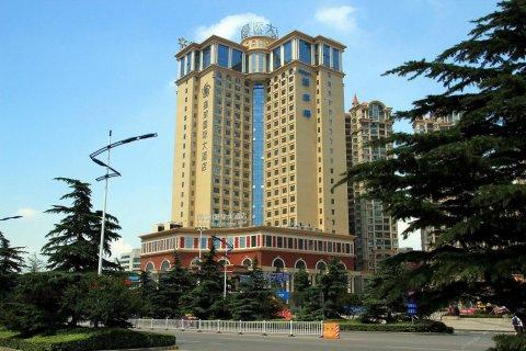 荆门星球国际大酒店