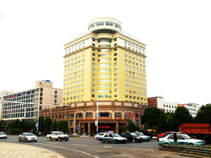 益阳罗马国际大酒店