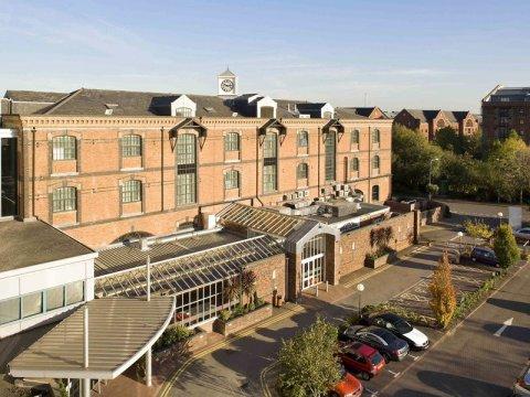 诺富特加的夫中心酒店(Novotel Cardiff Centre)