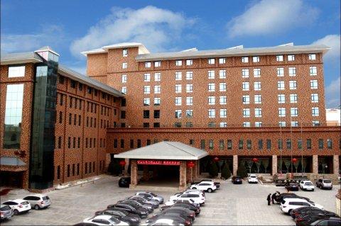 金昌锦都国际酒店