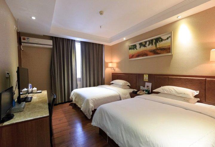 梧州伯豪酒店(原金山酒店)