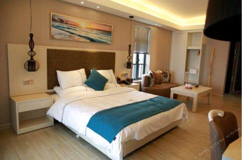 阳江敏捷红树林双湾未尔假日公寓酒店