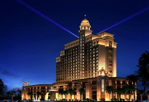 徐闻星海湾酒店