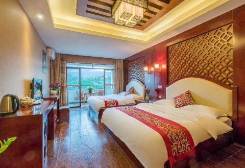 西双版纳普吉岛望江度假酒店
