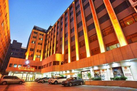 星和香江国际酒店(广州火车站店)