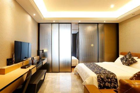 朋满国际公寓(广州北京路捷登都会店)