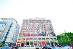 非繁·臻品酒店(武汉藏龙岛传媒学院店)