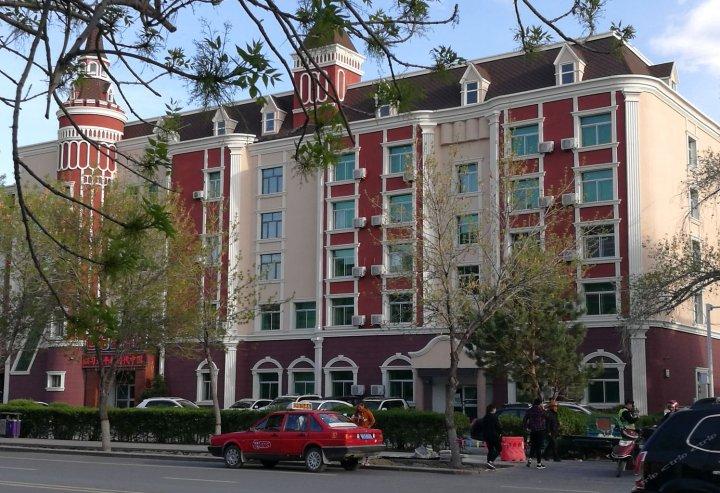 富蕴世纪星酒店