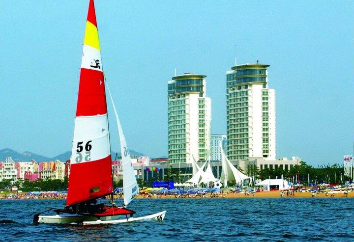 威海国际海景城酒店