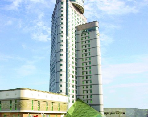 徐州嘉利国际酒店(中铁连锁)