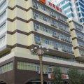 如家酒店(哈尔滨中央大街索菲亚教堂火车站北出口站店)