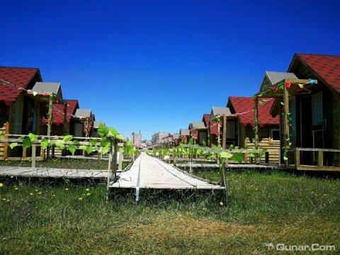共和县青海湖黑马河草原风情园