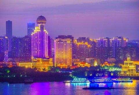 武汉江城明珠豪生大酒店