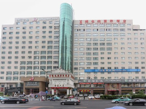 维也纳国际酒店(杭州西湖文化广场地铁站店)