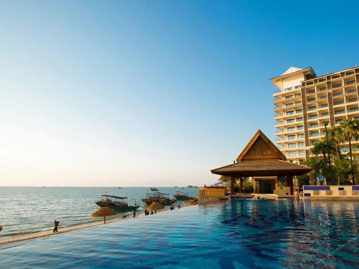 惠东巽寮湾新海宜海尚湾畔度假酒店公寓