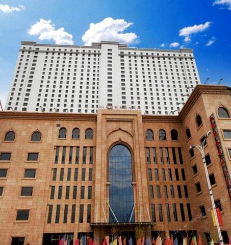 喀什银瑞林国际大酒店