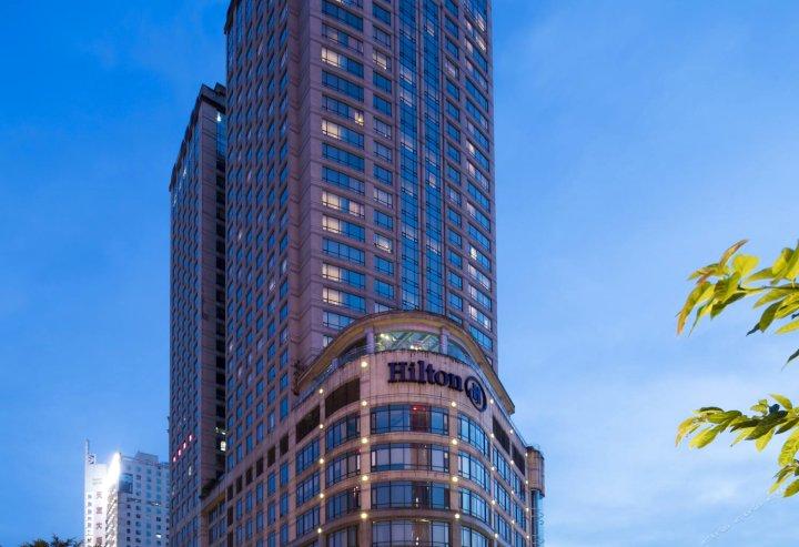 重庆希尔顿酒店