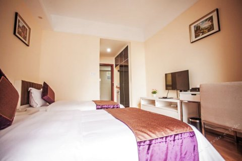 惠州游天下斯凯酒店公寓