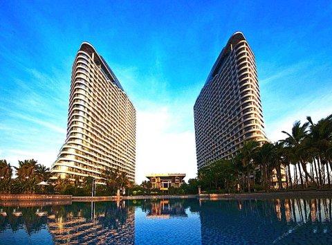 琼海博鳌亚洲湾度假酒店