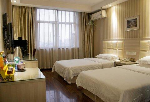麻城简朴寨城市旅店