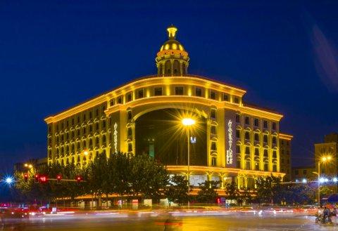 阜阳白金汉宫大酒店