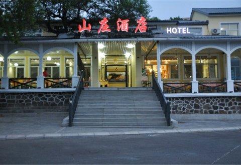 镜泊湖山庄酒店