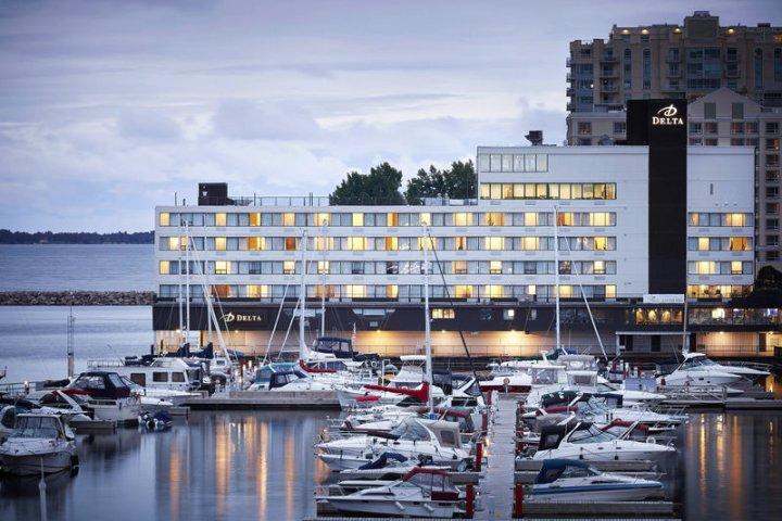 Delta金斯顿海滨万豪酒店(Delta Hotels by Marriott Kingston Waterfront)