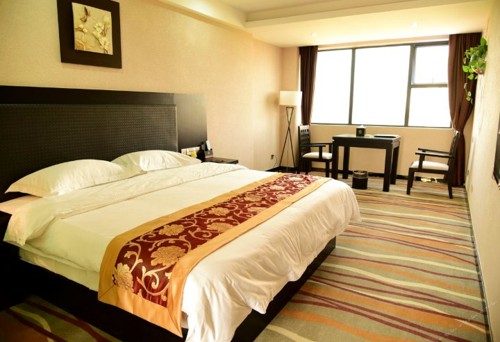 都市118连锁酒店(南昌青山湖店)(原汉圣精品酒店)