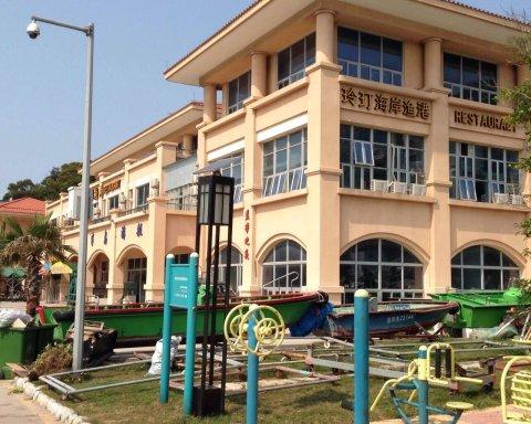 珠海浪漫之旅旅店