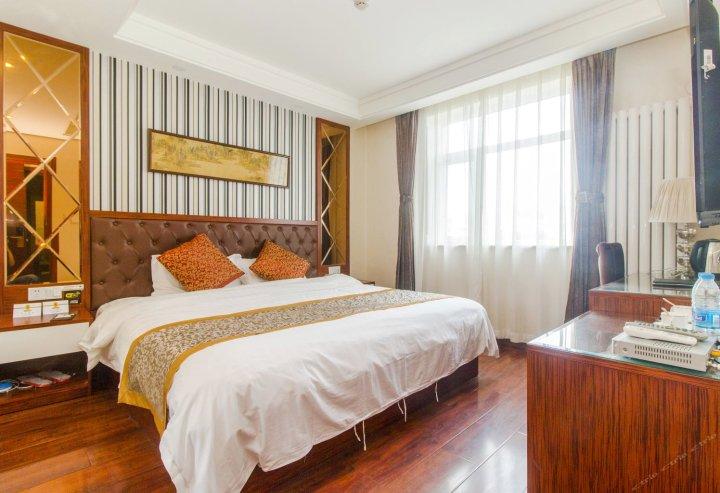 速8酒店(北京平谷谷丰路店)