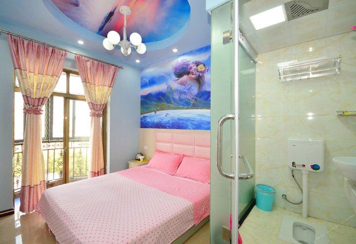 武汉万豪主题公寓光谷广场地铁站店