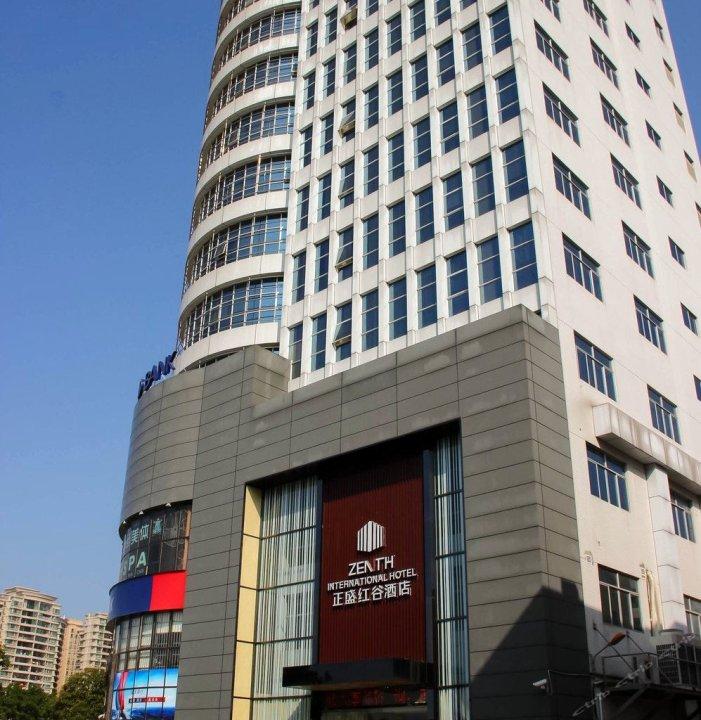 广州正盛红谷酒店