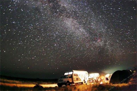 敦煌沙哩哇国际沙漠露营基地