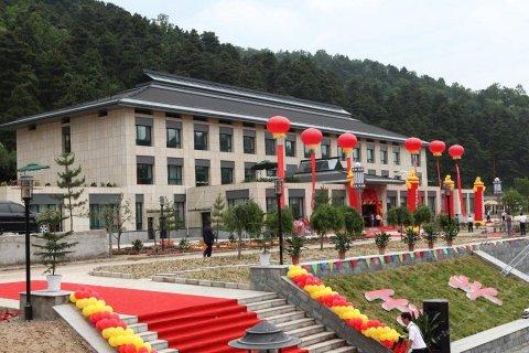 陕西玉华宫酒店