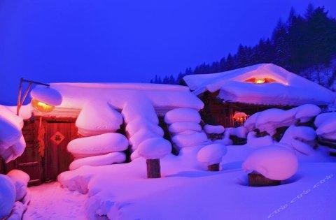 雪乡于文学家庭旅馆