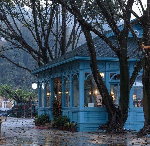 龙门天堂湖度假山庄
