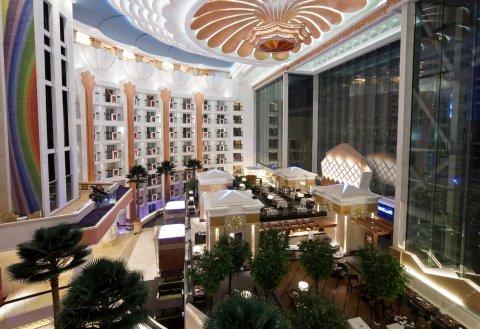 南京中心大酒店