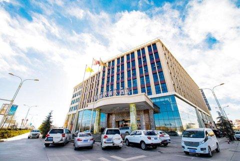 拉萨岷山天瑞大酒店