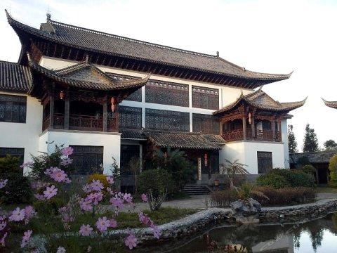 普洱茶博览苑酒店