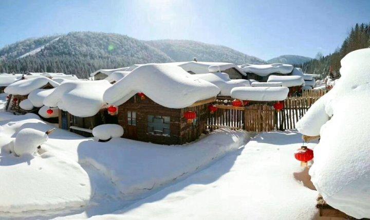 雪乡二浪河刘正芳家庭旅馆
