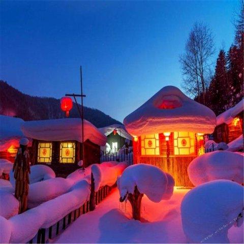 牡丹江雪乡雪松家庭旅馆