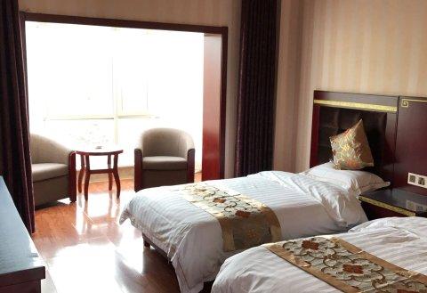 青海湖假日酒店