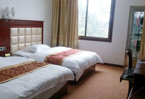 衡山金福宾馆
