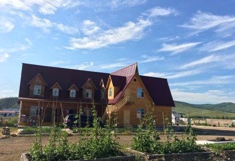 额尔古纳市恩和亚历山大旅游之家