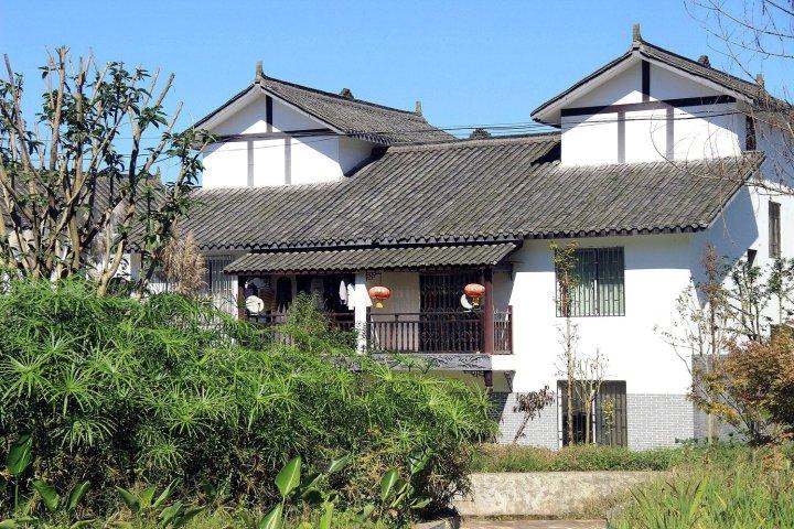 邛崃平乐茶马古道第一村家庭客栈