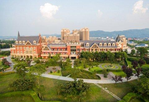 蒲江英澜河畔酒店(石象湖店)